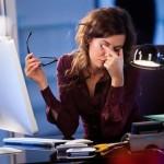 """""""Giật mình"""" dân văn phòng có nguy cơ bị tàn nhang cao"""
