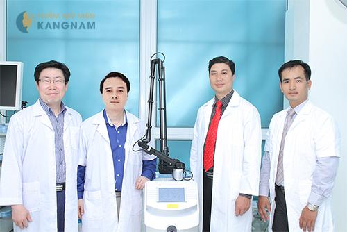 Công nghệ Laser Toning Plus 1