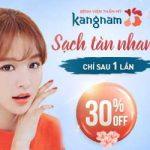 SALE OFF 30% Loại bỏ tàn nhang để Da xinh láng mịn