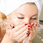 Sau khi đốt tàn nhang có nên rửa mặt không?