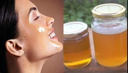 trị tàn nhang bằng mật ong1