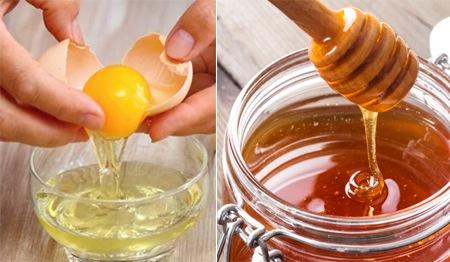 cách trị tàn nhang bằng trứng gà và mật ong 5